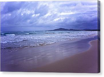 Puerto Villamil Canvas Print by Lana Enderle