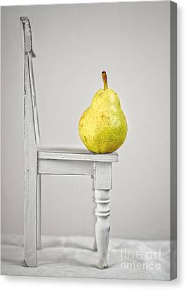 Pull Up A Chair Canvas Print