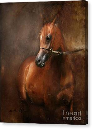 Pure Breed Canvas Print
