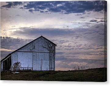 Canvas Print featuring the photograph Pure Country by Sennie Pierson