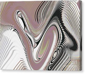 Purgatorio 5 Canvas Print