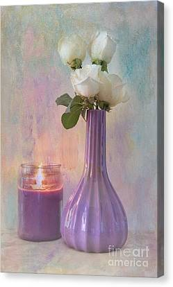 Purity Canvas Print by Betty LaRue