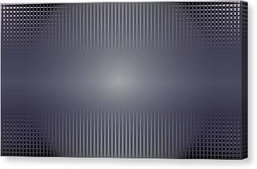 Purple Horizon Canvas Print by Kevin McLaughlin
