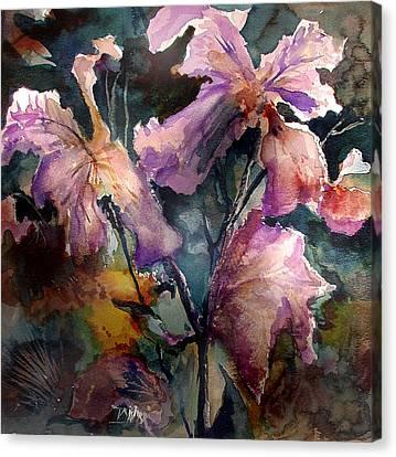 Garden Study Canvas Print by John Mabry