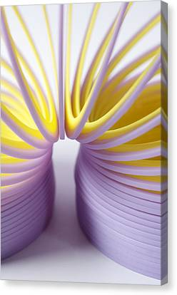Purple Spring Canvas Print by Kenneth Feliciano