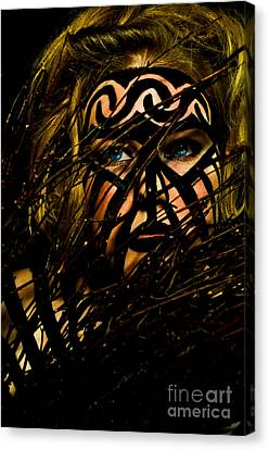 Pw Jk004 Canvas Print