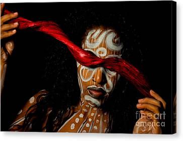 Pw Kr002 Canvas Print