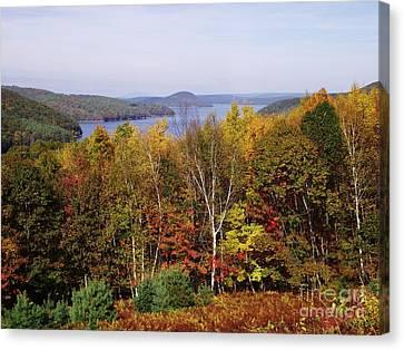 Quabbin Reservoir Canvas Print