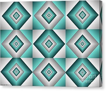 Quadrant 6 Canvas Print