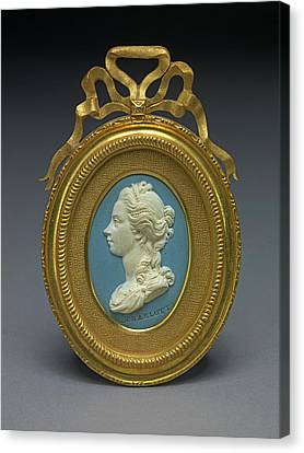 Queen Charlotte Q Canvas Print by Litz Collection