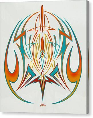 Question Of Balance Canvas Print