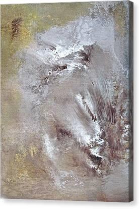Quicksand V2 Canvas Print