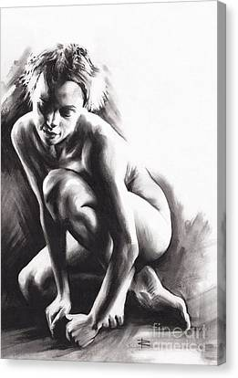 Quiescent  Canvas Print by Paul Davenport