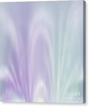 Quietly Canvas Print by Patricia Kay