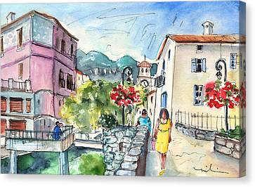 Quillan 06 Canvas Print by Miki De Goodaboom
