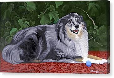 Rachel's Lair Canvas Print
