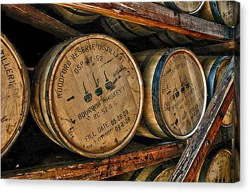 Rack House Woodford Reserve Canvas Print