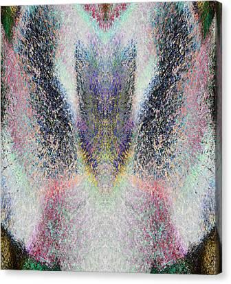 Radiant Seraphim Canvas Print by Christopher Gaston
