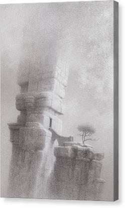 Radio Free Atlantis Canvas Print by Mark  Reep