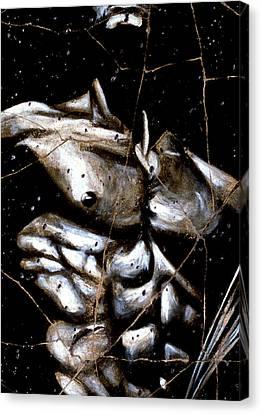 Rafael - Study No. 1 Canvas Print by Steve Bogdanoff