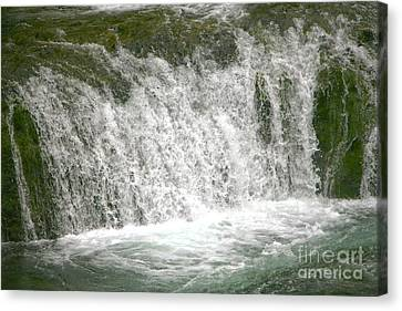 Raging Waters Canvas Print