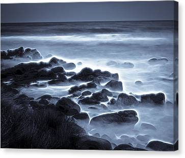 Raglan Beach Canvas Print by motography aka Phil Clark