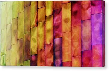 Rainbow Canvas Print by A K Dayton