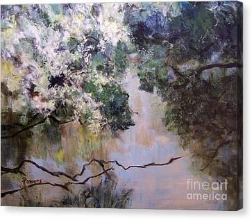 Rainbow Creek Canvas Print