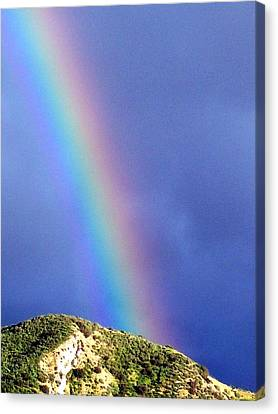 Rainbow Vi Canvas Print