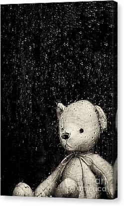 Rainy Days Canvas Print by Tim Gainey