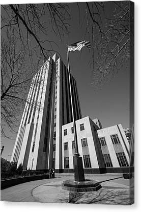 Ramsey County Courthouse Canvas Print