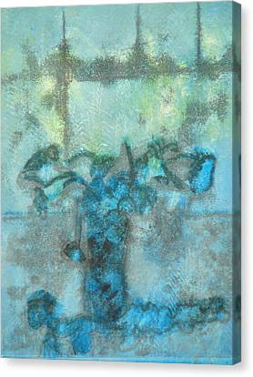 Ranunculaceous Canvas Print by Valerie Lynch