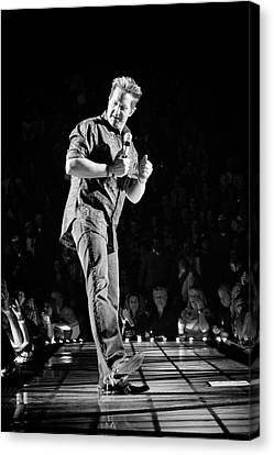 Rascal Flatts 5030 Canvas Print by Timothy Bischoff