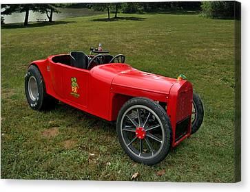 Rat Fink 1923 Ford Model T Roadster Canvas Print