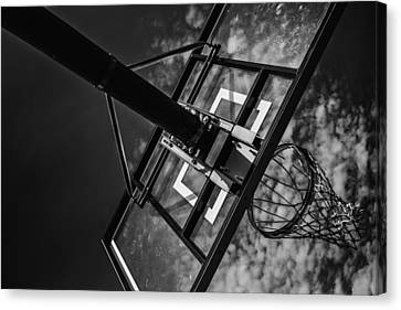 Reach For The Basket Canvas Print by Karol Livote