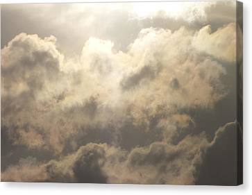 Reach For The Sky 19 Canvas Print by Mike McGlothlen