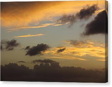 Reach For The Sky 24 Canvas Print by Mike McGlothlen