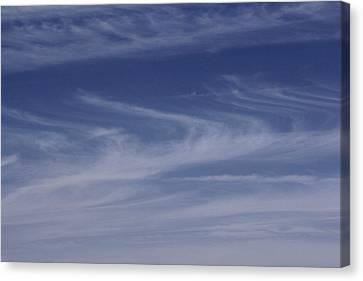 Reach For The Sky 26 Canvas Print by Mike McGlothlen