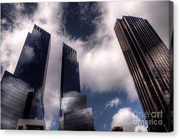 Reach For The Sky  Canvas Print by Rob Hawkins
