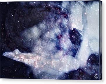 Reaching The Stars Canvas Print by Gun Legler