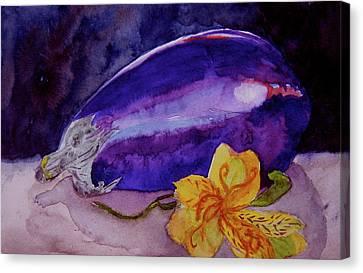 Ready Canvas Print by Beverley Harper Tinsley