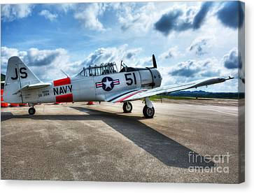 Ready For Takeoff 2 Canvas Print