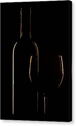 Ready To Celebrate Canvas Print by Andrew Soundarajan