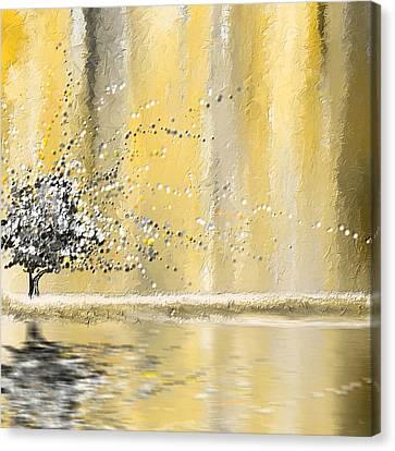 Reawakening Canvas Print by Lourry Legarde