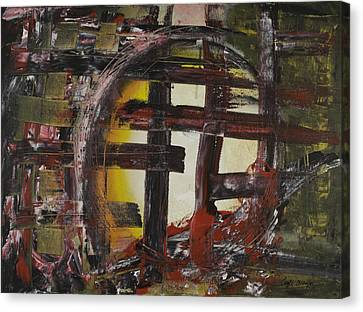 Rebirth Of Saigon  Canvas Print by Coqle Aragrev