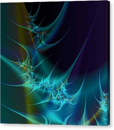 Receptors Canvas Print by Fran Riley