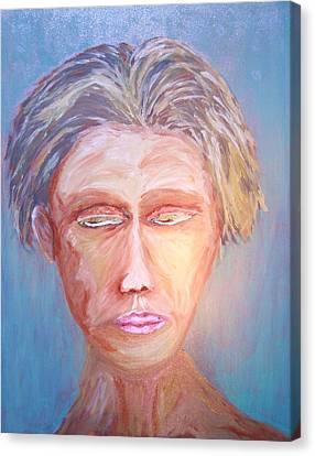 Recession 2013 Canvas Print by Paul Morgan