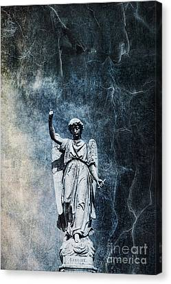 Reckoning Forces Canvas Print by Andrew Paranavitana