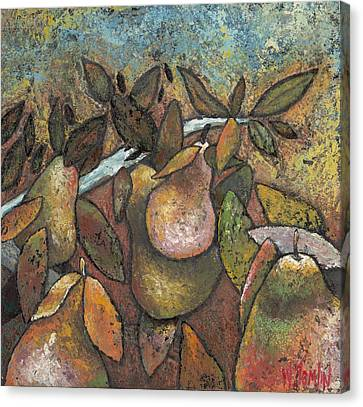 'recognized By It's Fruit' Canvas Print