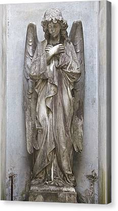 Recoleta Angel Canvas Print